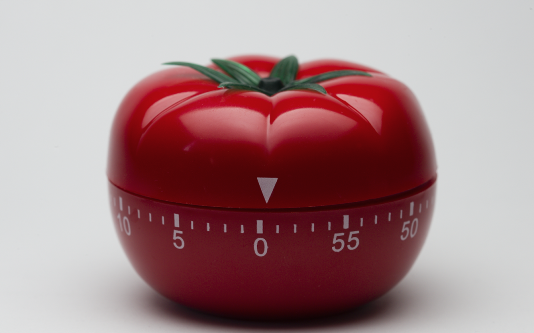 Stay Focused and Improve Your Study Habits with the Pomodoro Timer